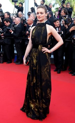 Bella Heathcote Madagascar 3 Europes Most Wanted premiere 65th Cannes Film Festival May 2012