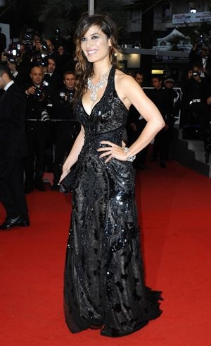 Berenice Marlohe Amour premiere 65th Annual Cannes Film Festival May 2012
