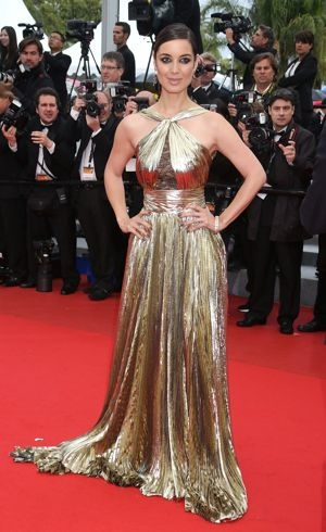 Berenice Marlohe You Aint Seen Nothing Yet premiere 65th Annual Cannes Film Festival May 2012