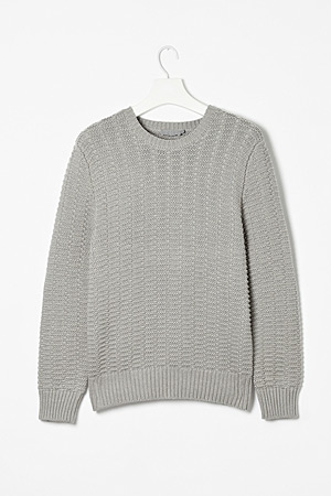 forum buys - COS grey sweater