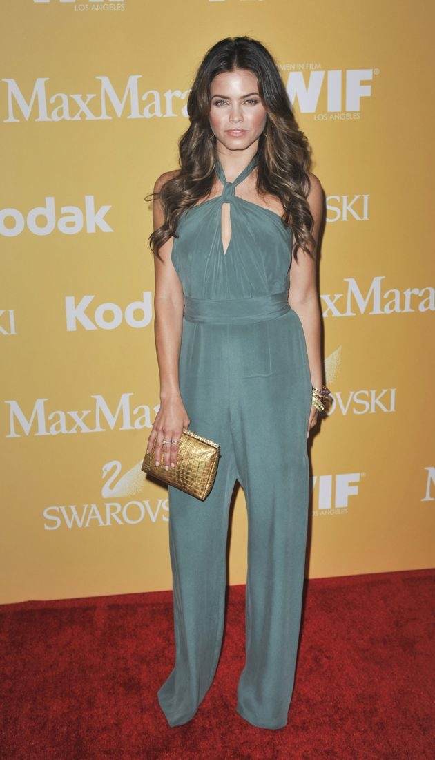 Jenna Dewan Tatum Women in Film 2012 Crystal Lucy Awards Beverly Hills
