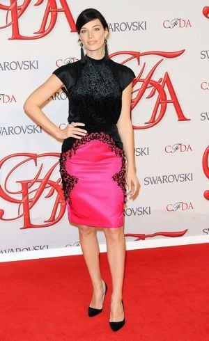 Jessica Pare 2012 CFDA Fashion Awards New York City June 2012