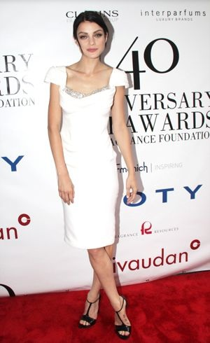 Jessica Stam 40th Annual Fifi Awards New York City May 2012