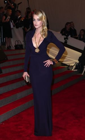 Jessica Stam Met Gala New York City May 2010