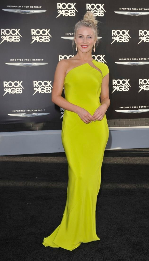 Julianne Hough Premiere Rock of Ages Hollywood