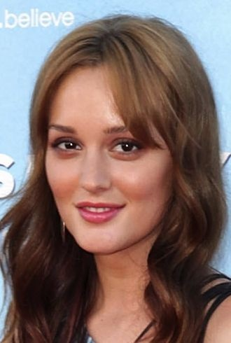 Leighton Meester Premiere Thats My Boy Westwood cropped