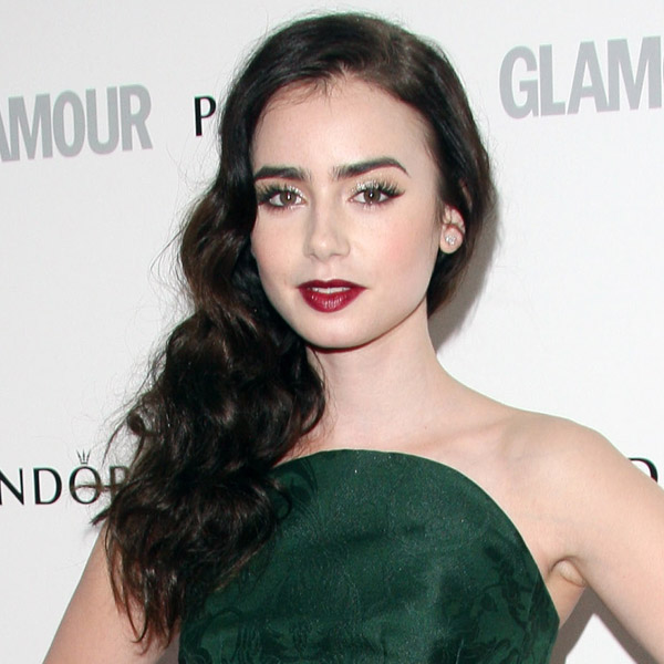 Get Lily Collins Snow White Inspired Beauty Look