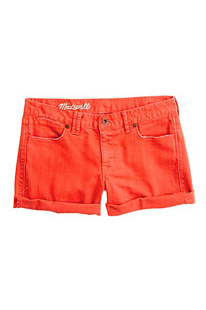 forum buys - Madewell shorts