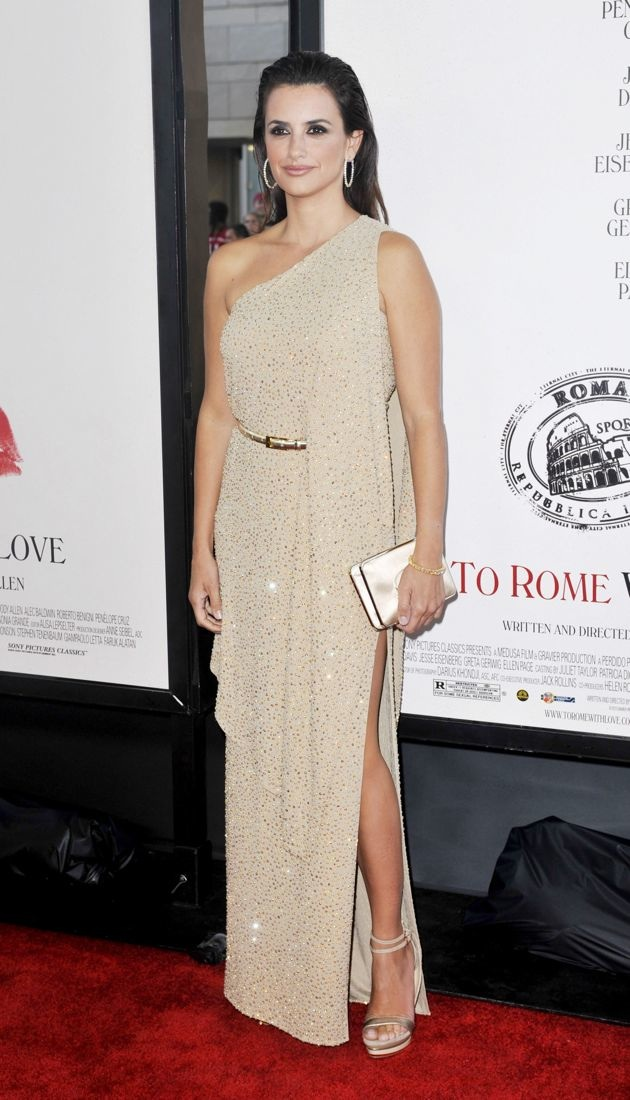 Penelope Cruz To Rome With Love LA Film Festival Premiere