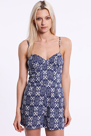 forum buys - Urban Outfitters playsuit