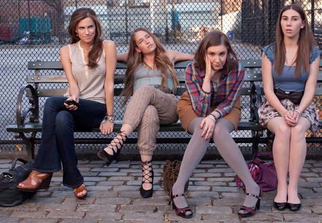 Cast of Girls / HBO