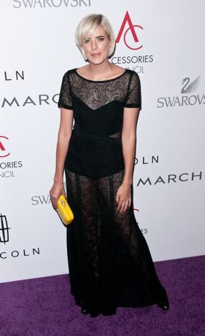 Agyness Deyn 15th Annual ACE Awards New York CIty Nov 2011
