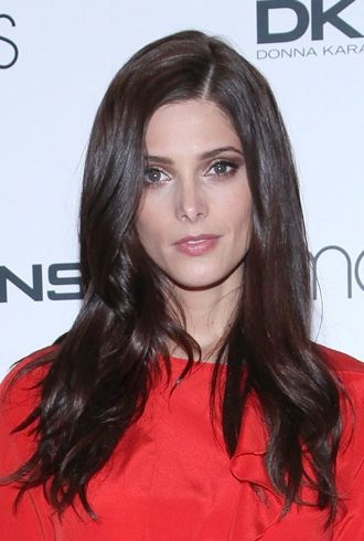 Ashley Greene Macys Herald Square New York City cropped