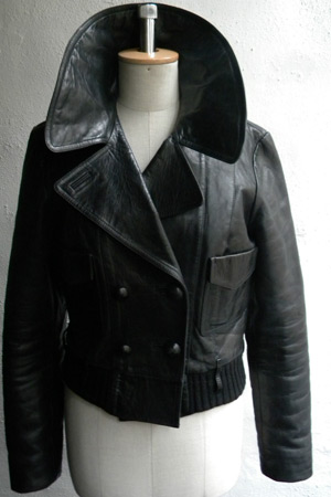 Balenciaga leather jacket - forum buys