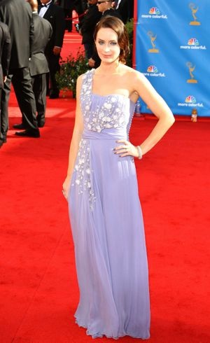 Emily Blunt 62nd Annual Primetime Emmy Awards Los Angeles Aug 2010