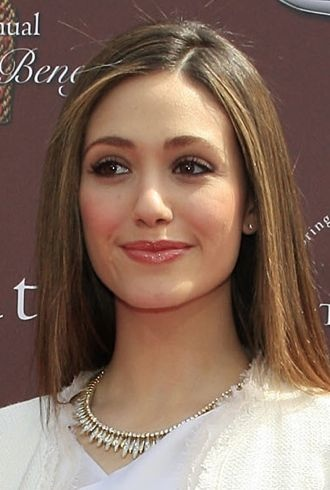 Emmy Rossum 9th Annual John Varvatos Stuart House Benefit West Hollywood cropped