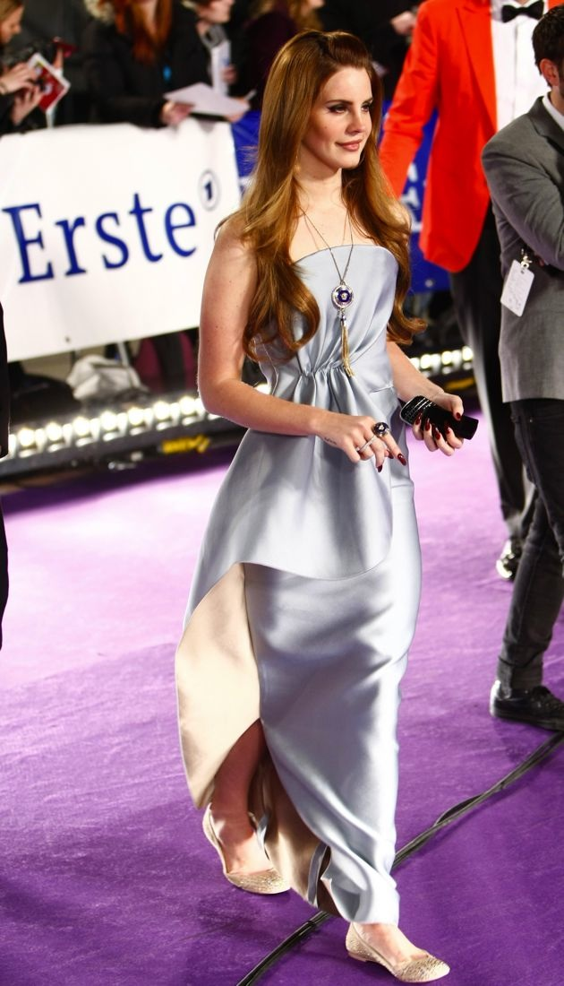 Lana Del Rey 2012 Echo Awards Berlin