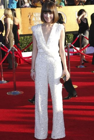 Rose Byrne 18th Annual Screen Actors Guild Awards Los Angeles Jan 2012 cropped