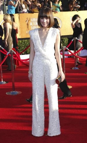 Rose Byrne 18th Annual Screen Actors Guild Awards Los Angeles Jan 2012