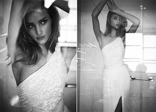 Rosie Huntington-Whiteley - Vogue Brazil April 2012