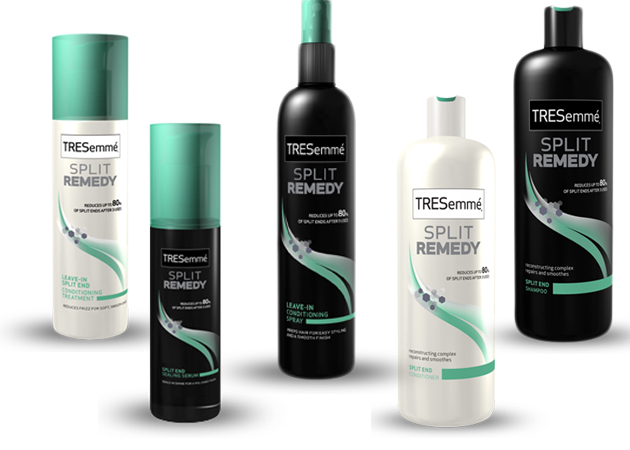 Tresemme Split Remedy Collection