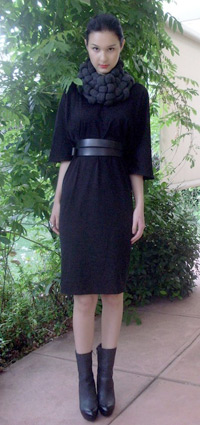 Street forum style dressing in dresses exclusive photo
