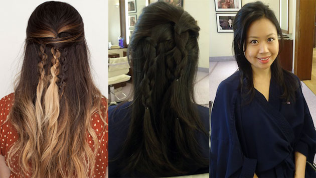Get the Look: 5 Braids in 5 Days