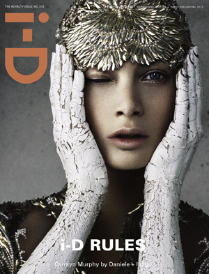 i-D Royalty issue - Carolyn Murphy