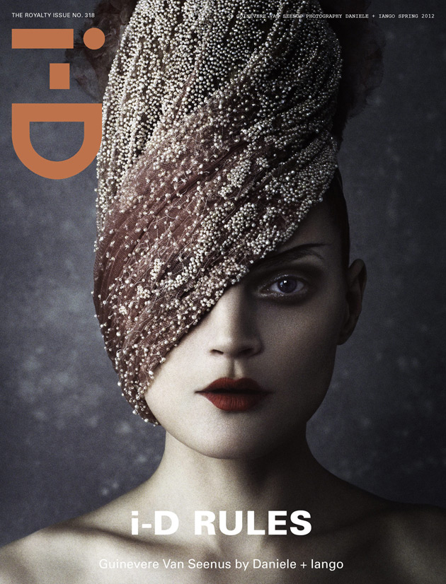 i-D Royalty issue - Guinevere Van Seenus