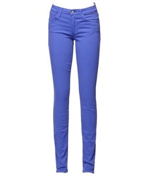 Dealuxe Coloured Denim: Joe's Jeans Skinny Fit Jean
