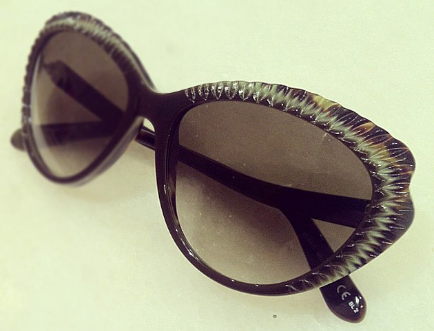 forum buys - Alexander McQueen sunglasses