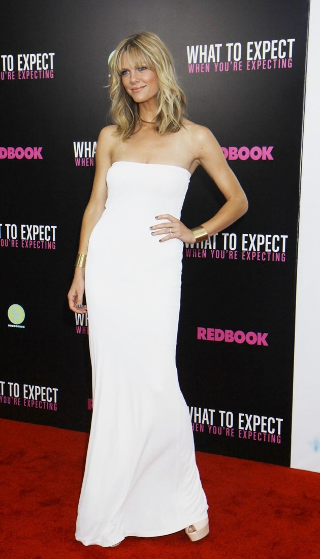 Brooklyn Decker Screening of What To Expect When Youre Expecting New York City