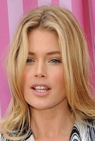 Doutzen Kroes Victorias Secret Angels Reveal Whats Sexy Now event Beverly Hills cropped