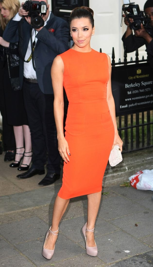 Eva Longoria Glamour Women of the Year Awards 2012 London