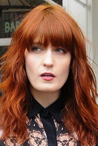 florence welch look of the day kaleidoscope print