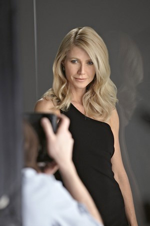 Gwyneth Paltrow for Hugo Boss