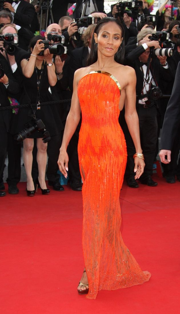 Jada Pinkett Smith Madagascar 3 Europe's Most Wanted premiere 65th Cannes Film Festival