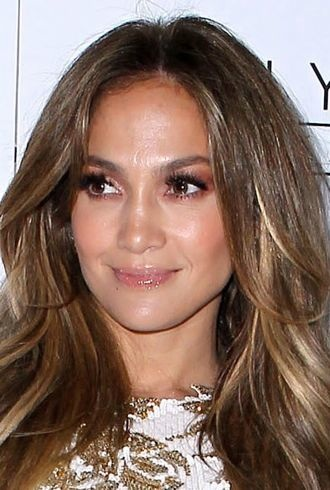 Jennifer Lopez celebrates the launch of Goin In Las Vegas cropped