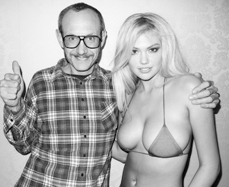 Kate Upton Terry Richardson