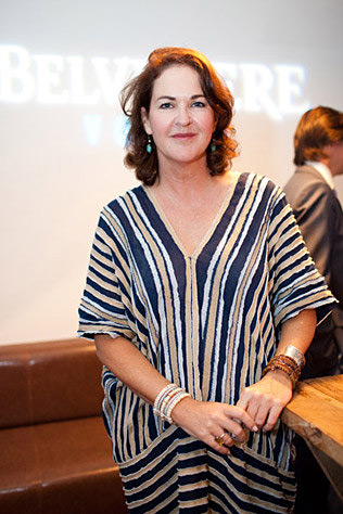 Kirstie Clements - former Editor-in-Chief of Vogue Australia