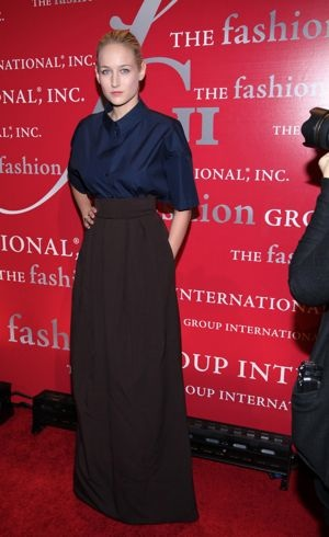 Leelee Sobieski Fashion Group International 28th annual Night of Stars New York City Oct 2011