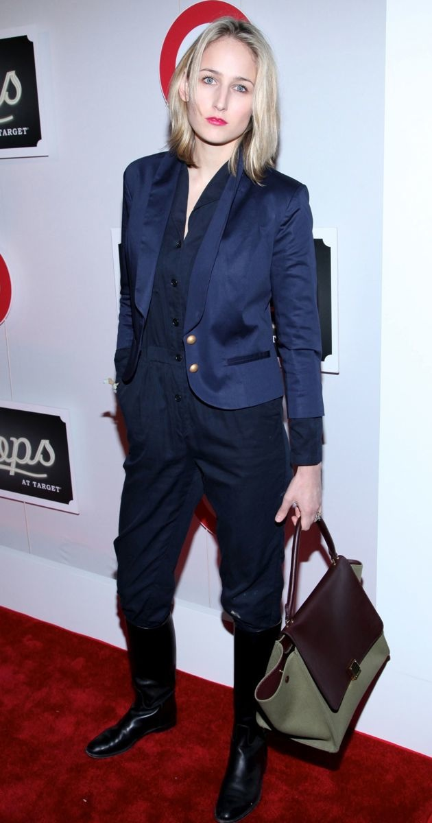 Leelee Sobieski The Shops At Target Launch Party New York City