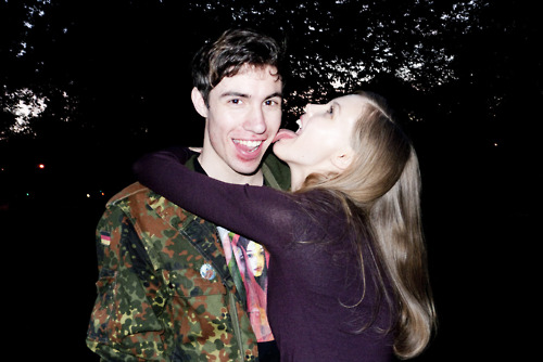 Terry Richardson Shoots Lindsey Wixson S Make Out Session