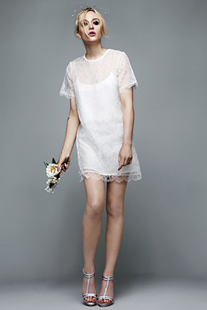 Richard Nicoll Tophsop bridal collection