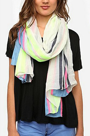 forum buys - Urban Outfitters scarf