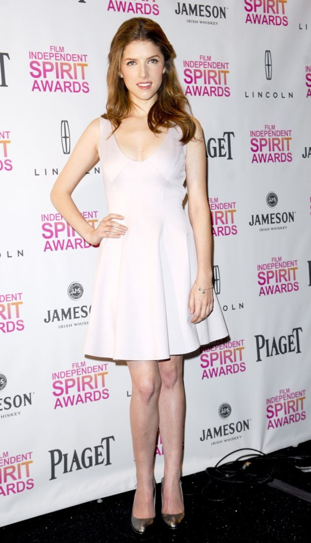 Anna Kendrick 2013 Independent Spirit Awards Nominations Ceremony Los Angeles