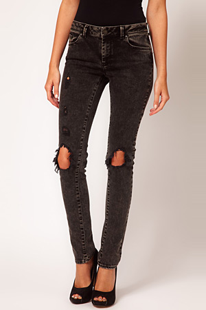 ASOS acid wash skinny jeans - forum buys