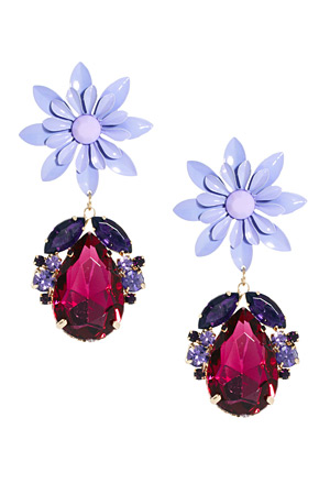 ASOS jewel drop earrings - forum buys