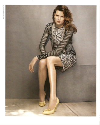 Bottega Veneta Resort 2013 campaign - Bette Franke