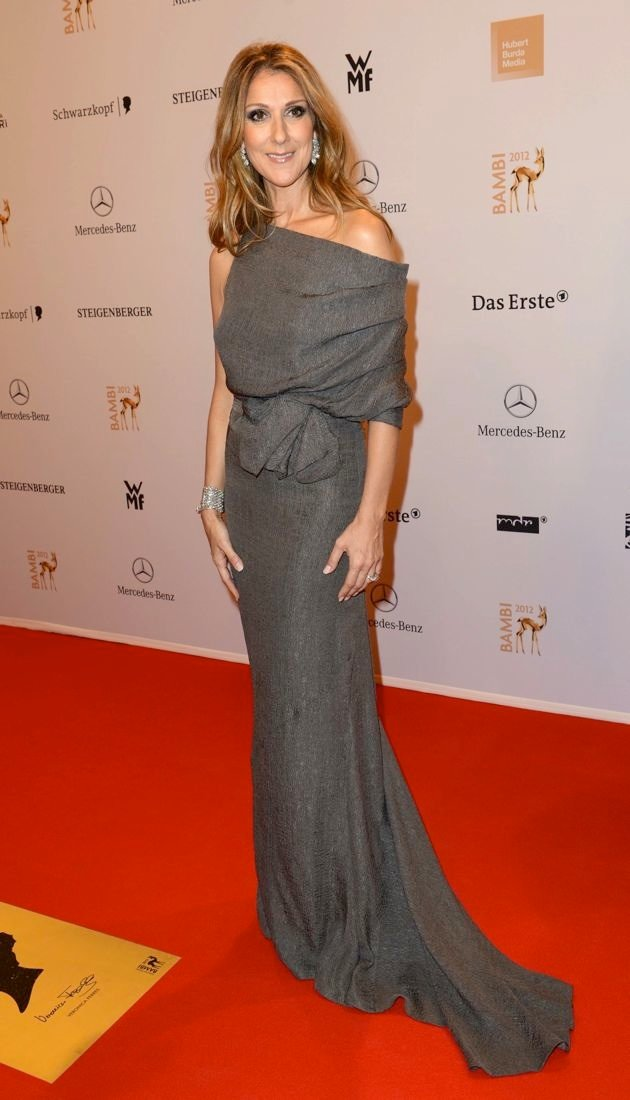 Celine Dion Bambi Awards Duesseldorf Germany